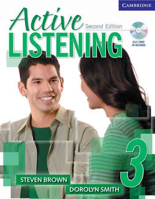 Active Listening 3 By Brown, Steve/ Smith, Dorolyn